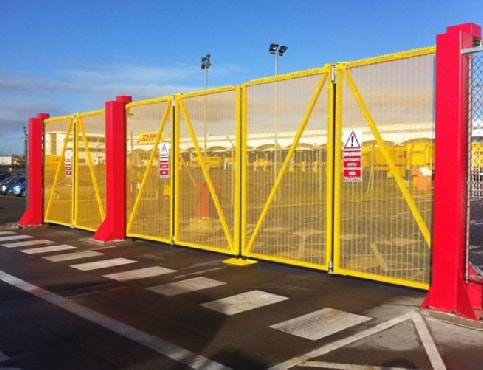 steel gates and access bs en 1090-2